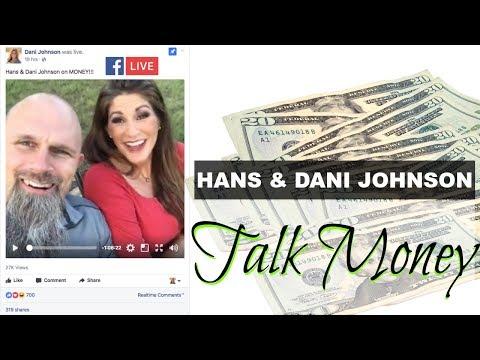 Hans & Dani Johnson Talk MONEY!!!