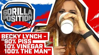 Becky Lynch on WWE 2K20, Nattie, relationship with Seth Rollins on TV