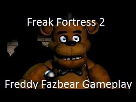 TF2: Freak Fortress (Freddy Fazbear Gameplay)