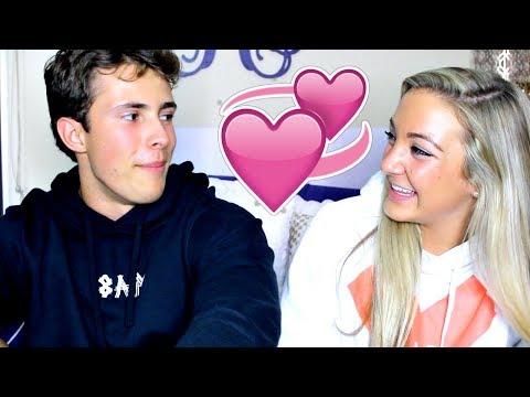 INAPPROPRIATE Q&A   ARE WE DATING, HOOKING UP, & FIRST KISS!