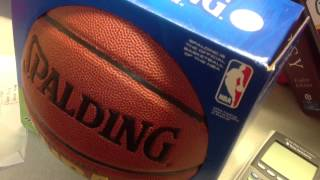 Spalding Basketball Review
