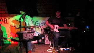 "Honky Tonk Happy Hour w/ Clay Welch - ""Take Me Back to Tulsa"" - Colony - Tulsa, OK - 4/4/13"
