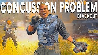 My problem with concussion grenades... | Blackout PC
