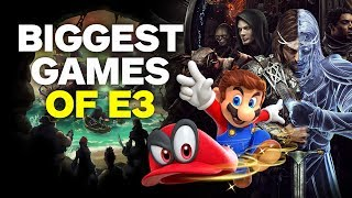 The 51 Biggest Games of E3 2017