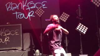 Isaiah Rashad - Wat's Wrong (Live at the Fillmore Jackie Gleason Theater in Miami on 9/29/2016)