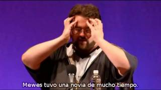 Kevin Smith - Jason Mewes casi se casa