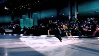 "Elena Berezhnaya and Curtis Leschyshyn skate to ""Hello"""