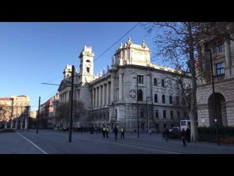 Travel Vlog - Central Europe: Budapest and Bratislava