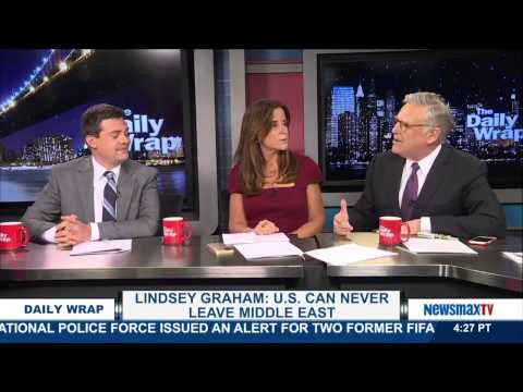The Daily Wrap | Lindsey Graham: U.S. Can Never Leave Middle East
