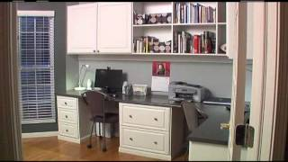 Home Organization Columbus Oh-closets By Design-home Office/master Bedroom Closet