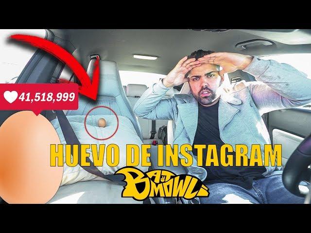 HUEVO del INSTAGRAM en el #Batmowli habla de: SU RECORD MUNDIAL, Instagram, Batallas...
