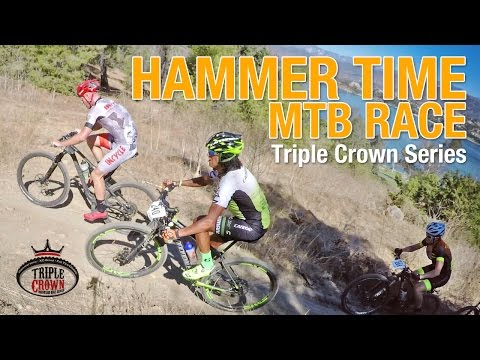 Triple Crown Series 2016 - Incycle Hammer Time Mountain Bike XC Race #1
