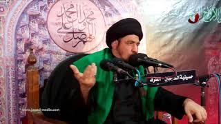 السيد منير الخباز - مالذي يجعل الملايين تزحف قبر الإمام الحسين عليه السلام