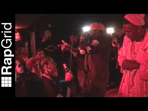 Crooked I Live Freestyle At Daylyt Album Release Party