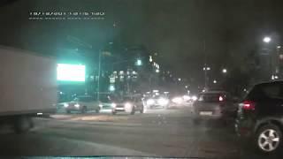 Видео момента аварии на Гагарина в Смоленске