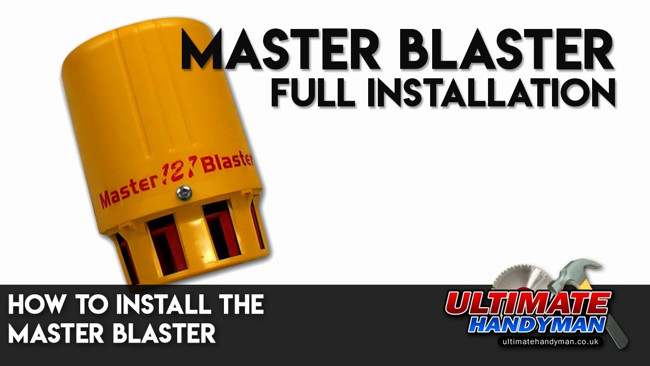 How To Install The Master Blaster Youtube Siren Wiring Diagram
