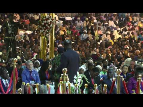 5TH INTERNATIONAL PASTORS CONFERENCE, NAKURU, KENYA (29.08.2016) - PROPHET DR. DAVID OWUOR Pt11