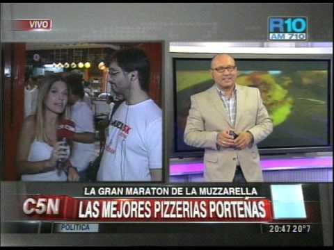 C5N - EL FINDE: LAS MEJORES PIZZAS PORTEÑAS