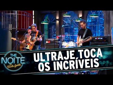 The Noite (08/12/15) - Ultraje Toca Os Incríveis
