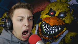 CLOSE THE DOOR QUICK! (Five Nights at Freddy