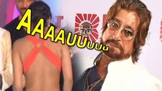 Poonam Pandey shocked by Shakti Kapoor