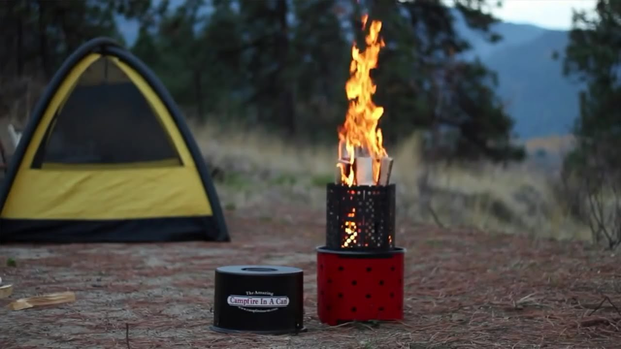 Top 5 MUST Have Camping Gadgets Gear 1
