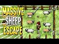 One Hour One Life: SHEPHERD PROTECTS SHEEP & ADVANCED CIVILIZATION - One Hour One Life Gameplay