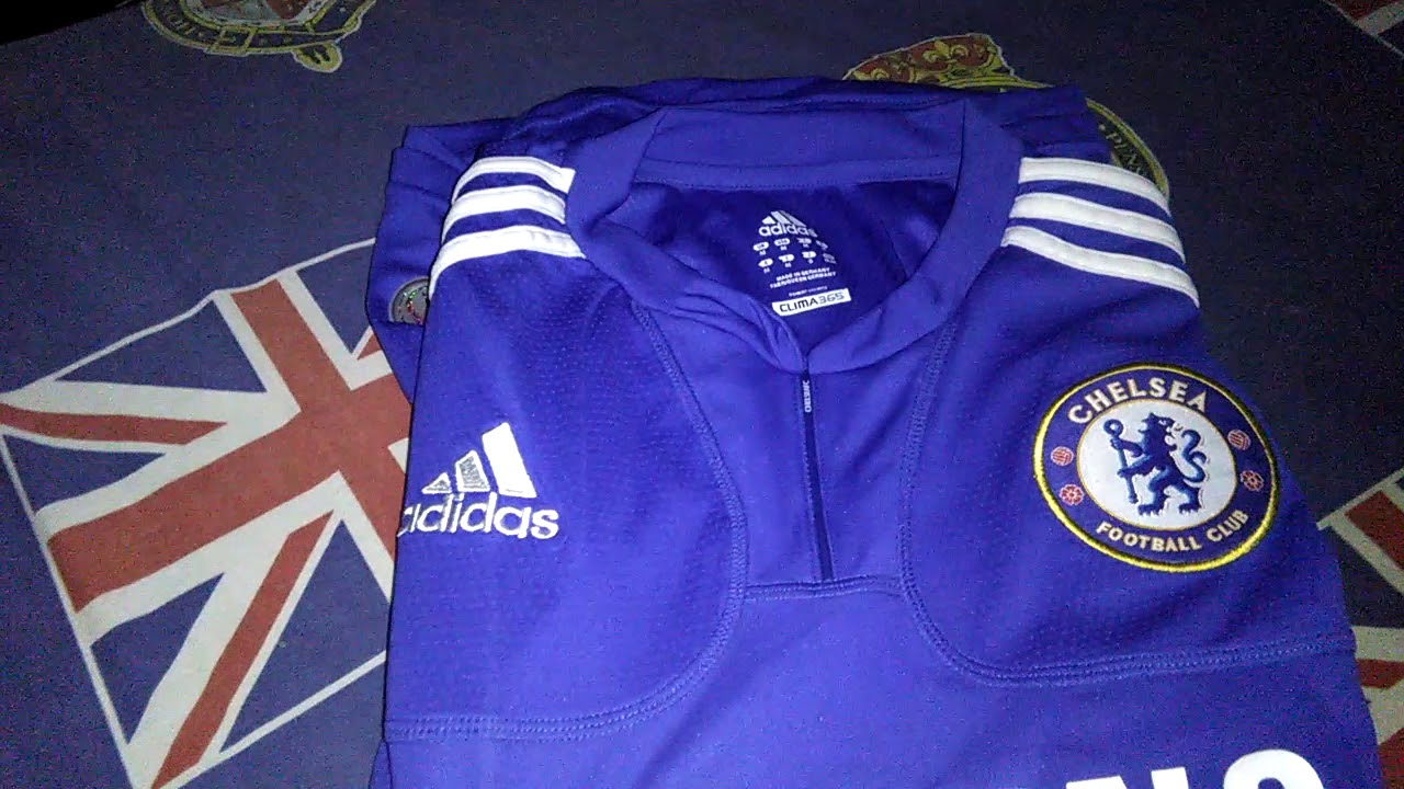 pretty nice f8bac 23379 Mid Night Review Jersey Chelsea Home 2004/2005 & 2009/2010