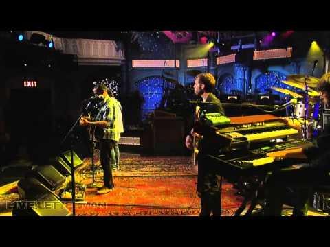 Ben Harper  Diamonds On The Inside  Live On Letterman HD Ben Harper