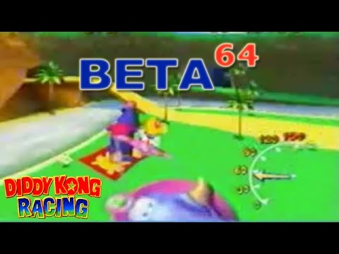 Beta64 - Diddy Kong Racing / Pro Am 64
