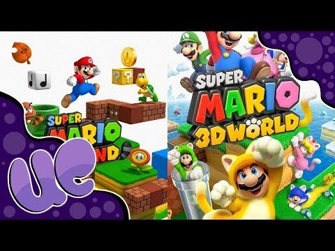 Super Mario 3D (B)Land and World - Unversed Cast - Episode 7