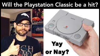 PlayStation Classic revealed! Will it be a success? | Ro2R