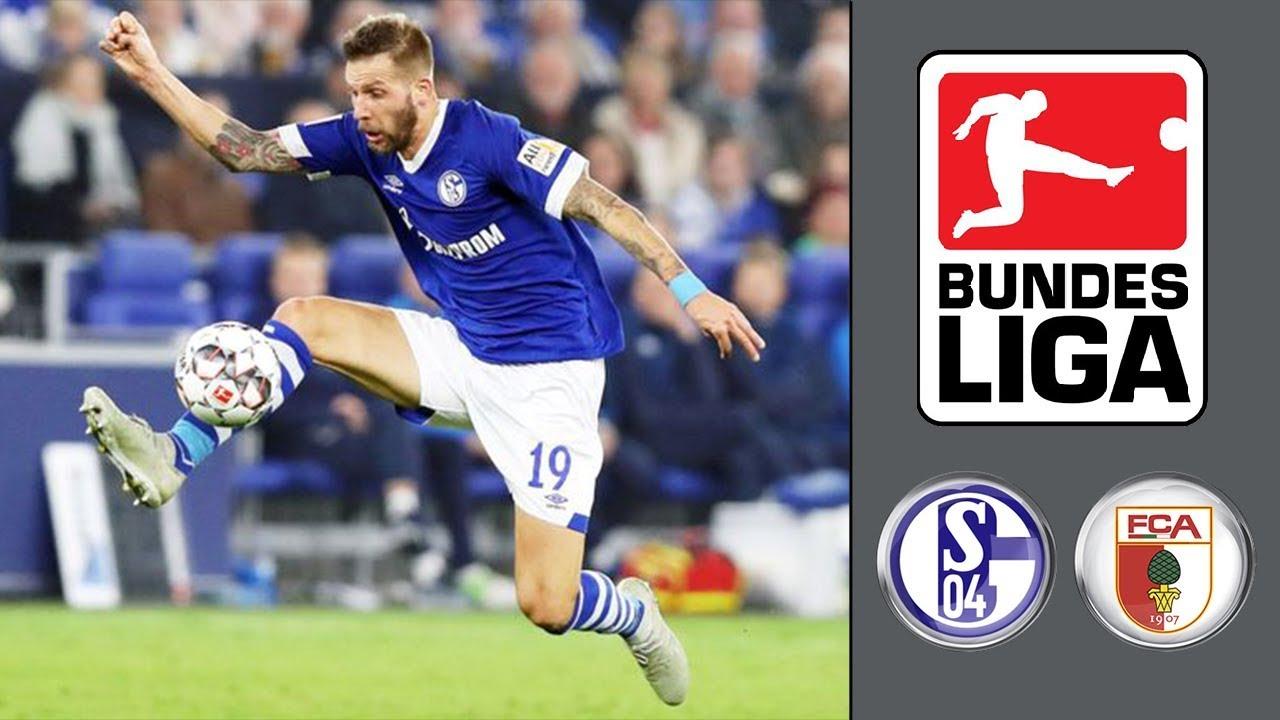 Augsburg Vs Schalke