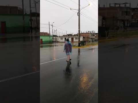Lluvias en Tacna