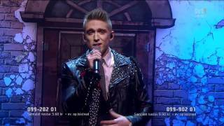 1. Danny Saucedo - In The Club (Melodifestivalen 2011 Final) 720p HD