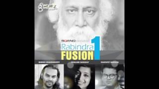 Bangla new song | Majhe majhe tobo dekha pai | Rabindra Sangeet | Borno | Rabindra Fusion - 1 |