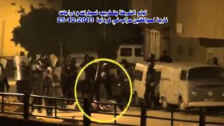 Des policiers algériens détériorent les biens des citoyens à Ghardaia 25 12 2013 thumbnail