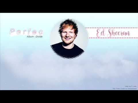Perfect - Ed Sheeran [THAI SUB]