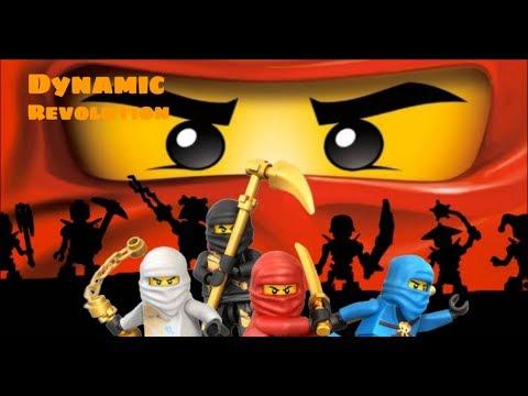 Dynamic Revolution - Ninjago Pilot Episodes
