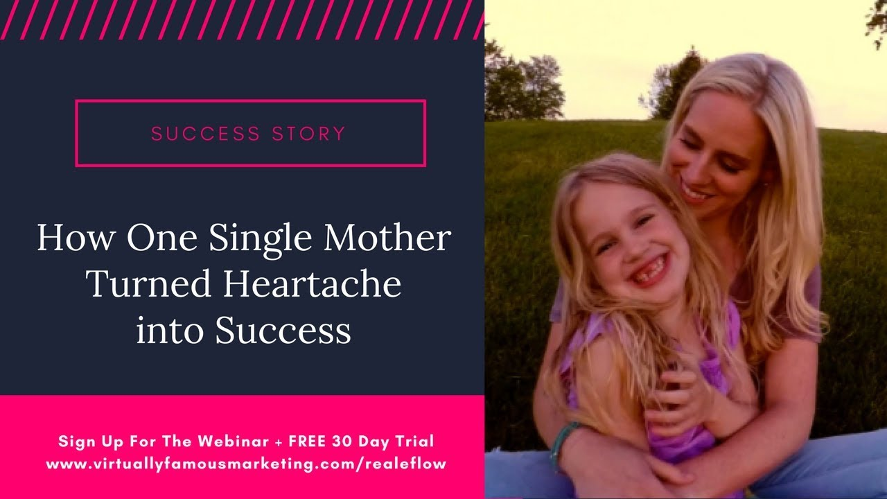 Single parent success stories