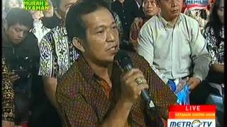 Video Setahun Jokowi-Ahok di Metro TV (Part 8) download MP3, 3GP, MP4, WEBM, AVI, FLV September 2019