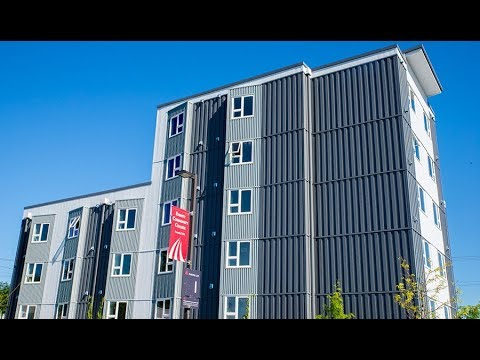 360 Tour of EvCC Student Housing - Mountain View Hall