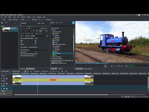 Kdenlive Tutorial: Enhance The Color Of A Video Clip Or Create A Technicolor Video from YouTube · Duration:  5 minutes 31 seconds