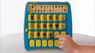 """Настольная игра Развивающая  """"Угадай кто?"""" от Хасбро (Hasbro) 05801"""