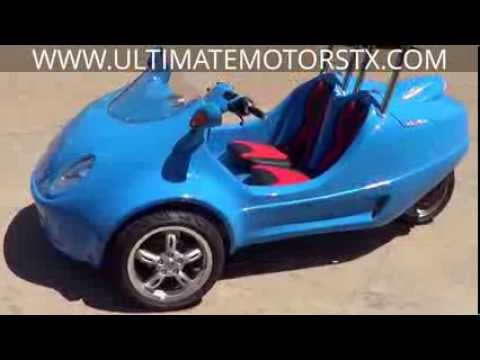2013-panther-motors-scootcoupe-trike-street-legal-automatic-brand-new