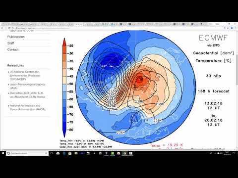 Very Cold End To February Still Possible? (14/02/18)