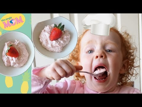 How To Make EASY Cool Whip Jello Cottage Cheese Kids' Salad