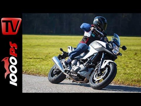 2015 Honda NC750X Test | A2 - 48PS Einsteiger Motorräder Foto