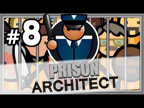 Fænglset vokser! // Prison Architect #8