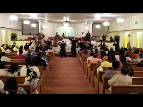 "St. Paul Praise Ministry EASTER 2018 ""When Sunday Come"""